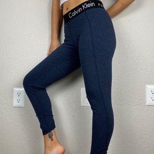 🌻Navy blue Calvin Klein leggings